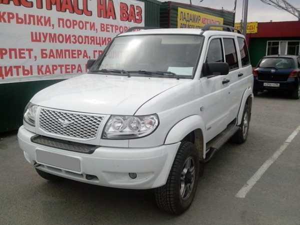 УАЗ Патриот, 2012 год, 600 000 руб.