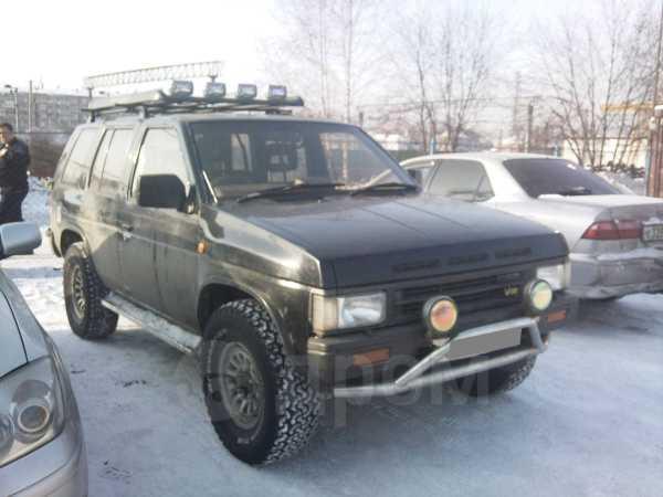 Nissan Terrano, 1993 год, 290 000 руб.