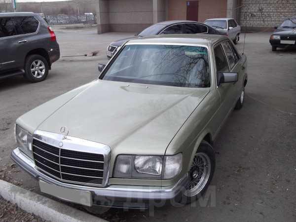 Mercedes-Benz S-Class, 1986 год, 150 000 руб.