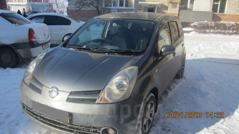 Nissan Note, 2005 год, 305 000 руб.