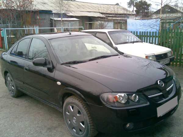 Nissan Almera, 2006 год, 325 000 руб.