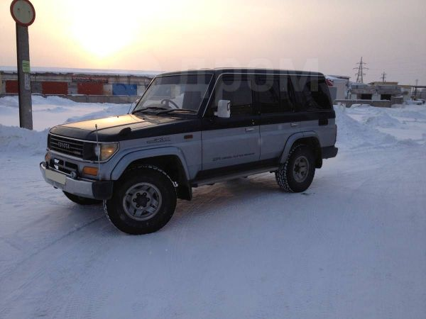 Toyota Land Cruiser Prado, 1993 год, 470 000 руб.