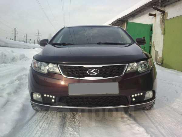 Kia Cerato, 2011 год, 570 000 руб.