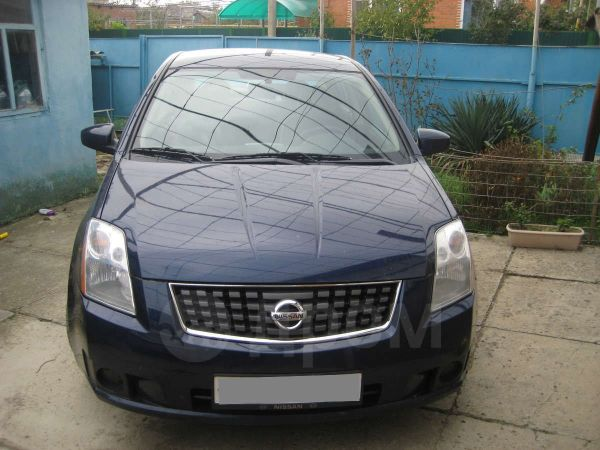 Nissan Sentra, 2007 год, 450 000 руб.