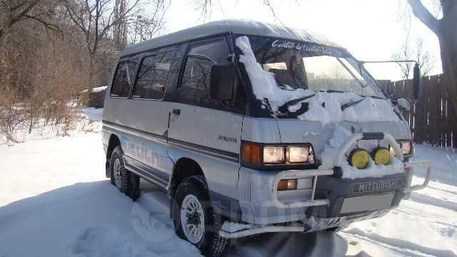 Mitsubishi Delica, 1991 год, 180 000 руб.