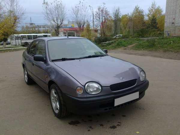 Toyota Corolla, 1998 год, 295 000 руб.