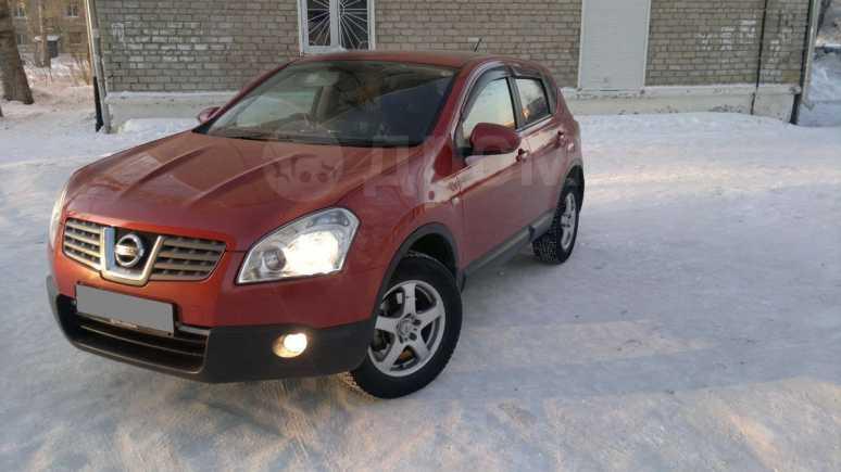 Nissan Dualis, 2007 год, 660 000 руб.