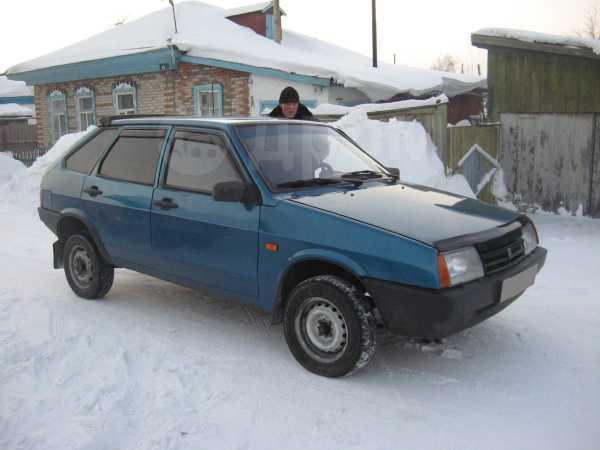 Лада 2109, 1999 год, 70 000 руб.