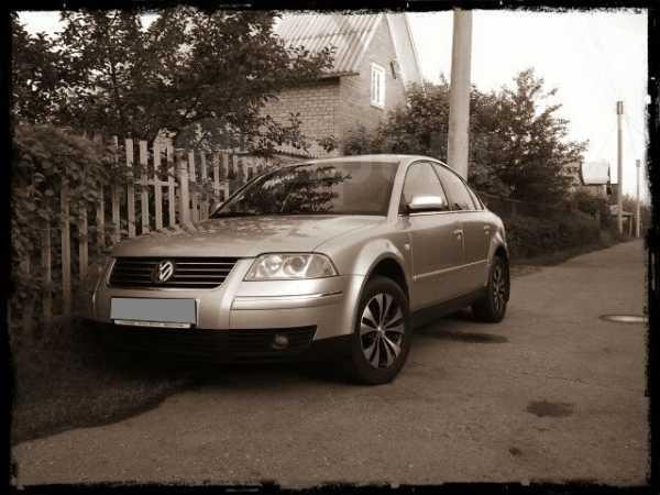 Volkswagen Passat, 2003 год, 430 000 руб.