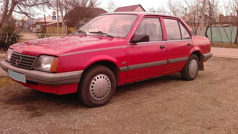 Opel Ascona, 1985 год, 81 000 руб.