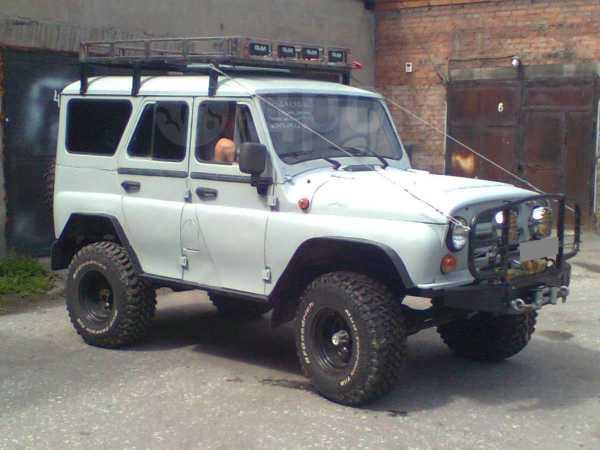 УАЗ 3151, 2001 год, 380 000 руб.