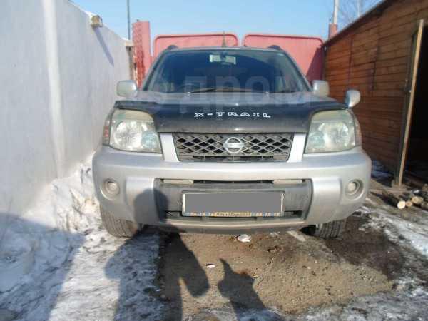 Nissan X-Trail, 2005 год, 590 000 руб.