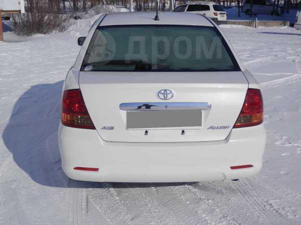 Toyota Allion, 2002 год, 360 000 руб.