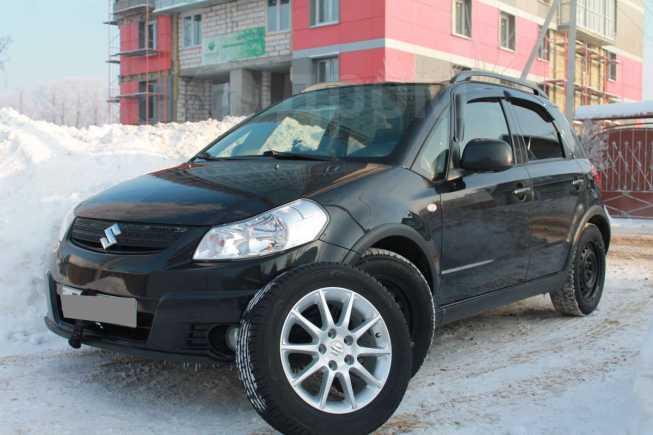 Suzuki SX4, 2008 год, 395 000 руб.