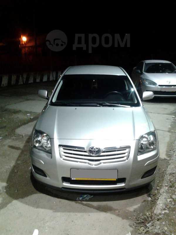 Toyota Avensis, 2007 год, 585 000 руб.