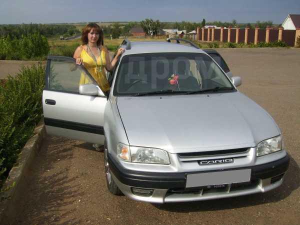 Toyota Sprinter Carib, 1998 год, 220 000 руб.