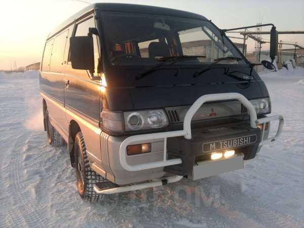 Mitsubishi Delica, 1993 год, 290 000 руб.