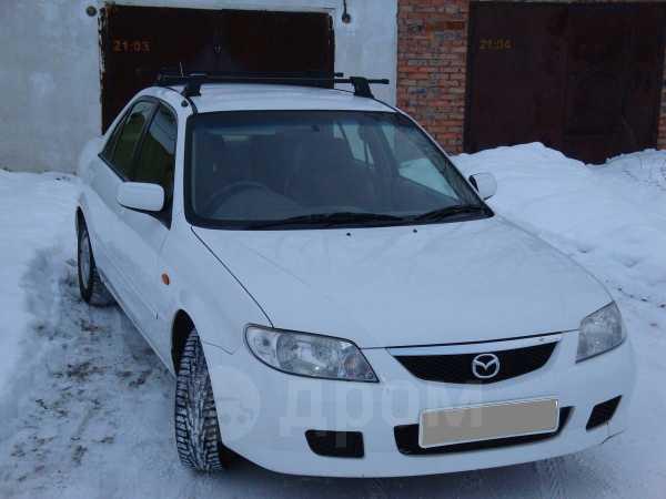 Mazda Familia, 2001 год, 210 000 руб.