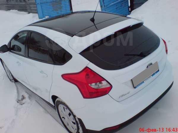 Ford Focus, 2012 год, 640 000 руб.