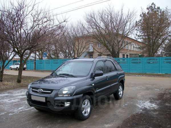 Kia Sportage, 2008 год, 630 000 руб.