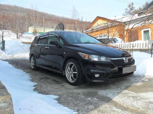 Honda Stream, 2007 год, 599 999 руб.