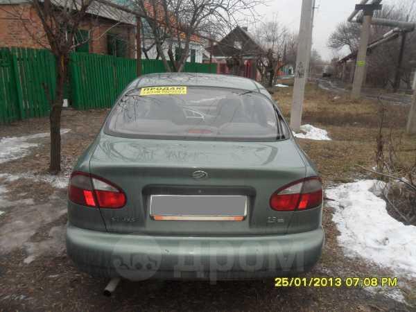 ЗАЗ Сенс, 2009 год, 160 000 руб.