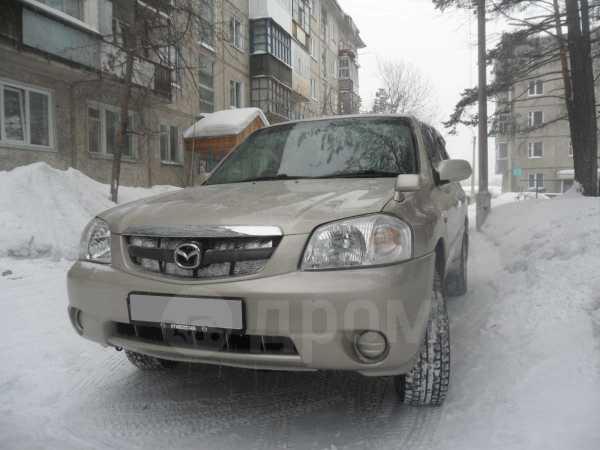 Mazda Tribute, 2002 год, 405 000 руб.