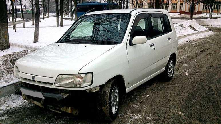 Nissan Cube, 2000 год, 117 000 руб.