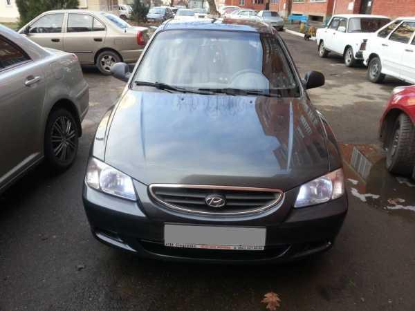 Hyundai Accent, 2008 год, 325 000 руб.