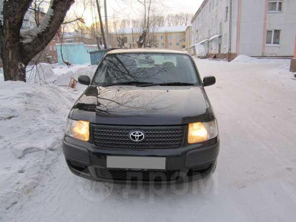 Toyota Succeed, 2002 год, 340 000 руб.