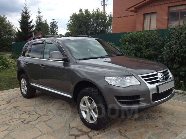 Volkswagen Touareg, 2008 год, 1 050 000 руб.