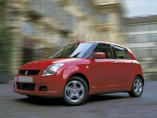 Suzuki Swift, 2008 год, 380 000 руб.