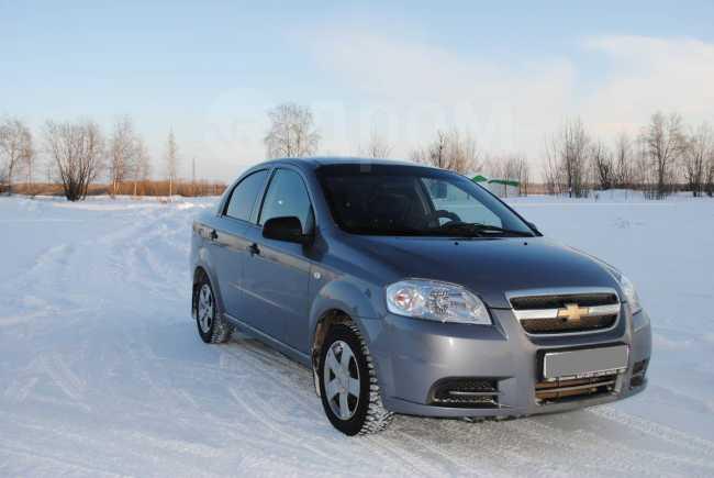 Chevrolet Aveo, 2010 год, 367 000 руб.