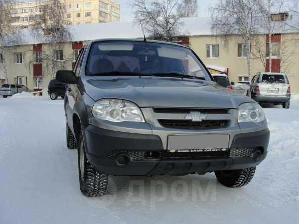 Chevrolet Niva, 2010 год, 365 000 руб.
