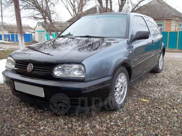 Volkswagen Golf, 1995 год, 150 000 руб.