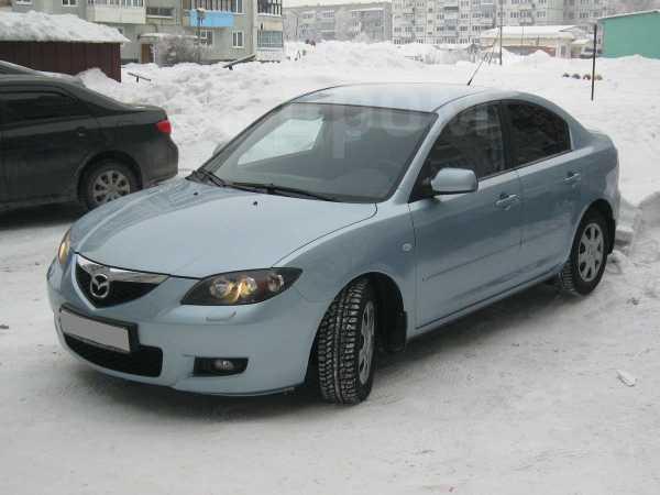 Mazda Mazda3, 2007 год, 495 000 руб.