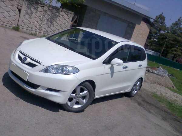 Honda Edix, 2006 год, 385 000 руб.