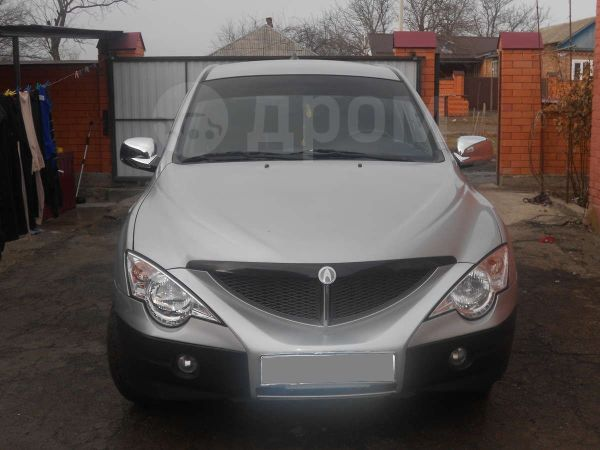 SsangYong Actyon Sports, 2008 год, 650 000 руб.