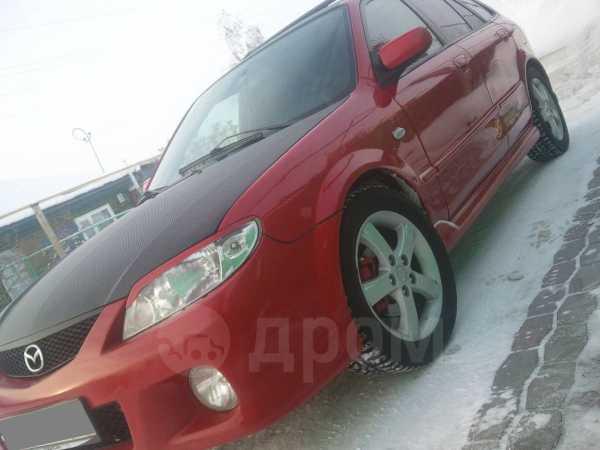 Mazda Familia S-Wagon, 2003 год, 375 000 руб.