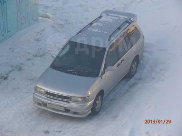 Nissan Prairie Joy, 1997 год, 260 000 руб.