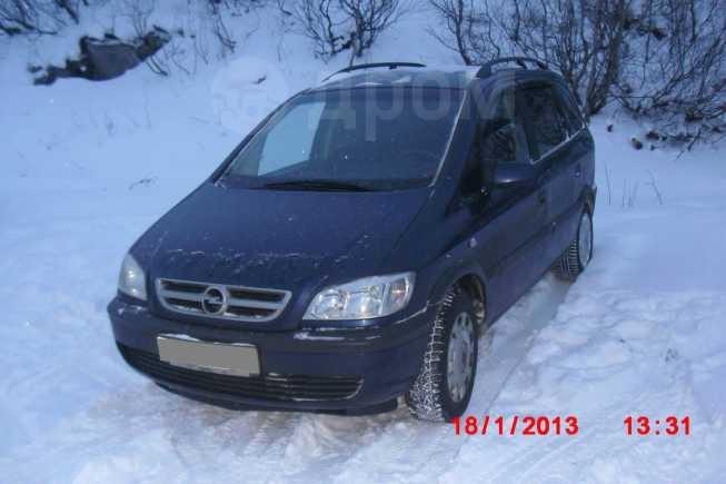 Opel Zafira, 2000 год, 230 000 руб.