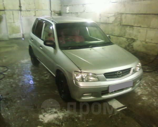 Mazda Demio, 2000 год, 125 000 руб.