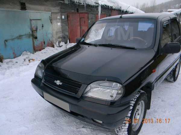 Chevrolet Niva, 2005 год, 280 000 руб.