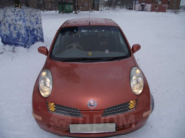Nissan March, 2003 год, 225 000 руб.