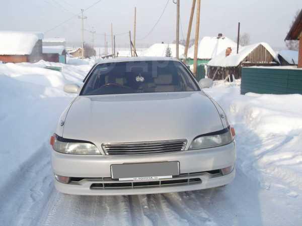 Toyota Mark II, 1995 год, 245 000 руб.