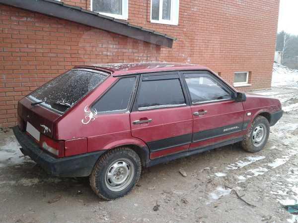 Лада 2109, 1997 год, 60 000 руб.