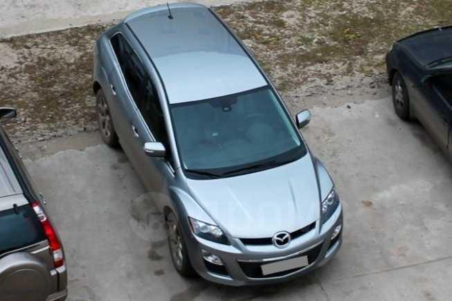 Mazda CX-7, 2011 год, 1 050 000 руб.