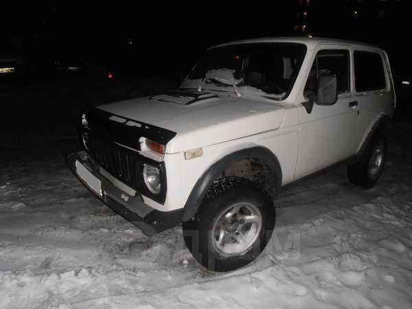 Лада 4x4 2121 Нива, 1991 год, 90 000 руб.