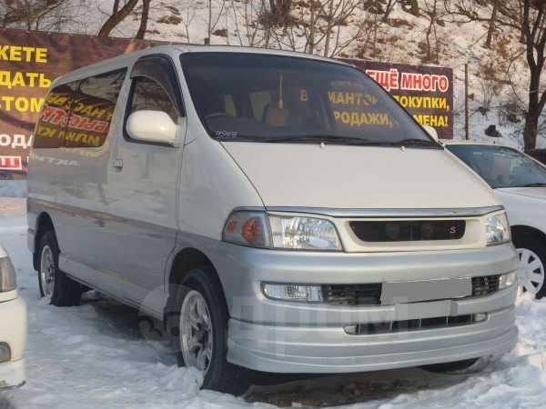 Toyota Hiace Regius, 1997 год, 470 000 руб.
