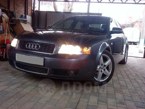 Audi A4, 2002 год, 420 000 руб.